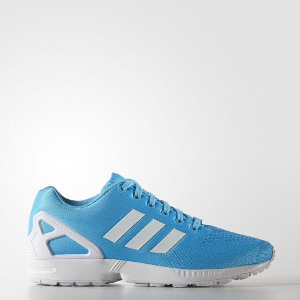 adidas Originals ZX Flux EM (S80324) - Bright Cyan...