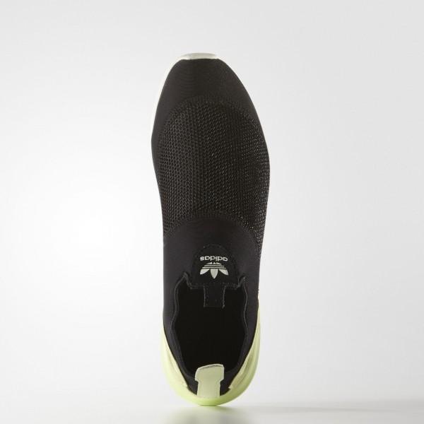 adidas Femme Originals ZX Flux ADV Smooth Slip-on (S75739) - Core Noir/Halo