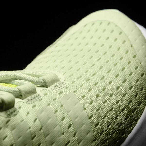 adidas Femme Originals ZX Flux ADV Verve (S32056) - Halo/Halo/Solar Jaune