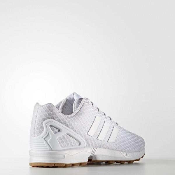 adidas Originals ZX Flux (S79931) - blanc/ blanc/Gum -Unisex