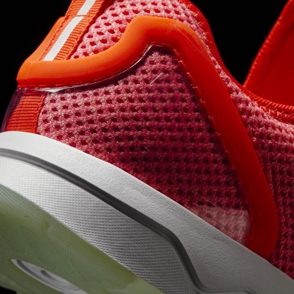 adidas Originals ZX Flux ADV Asymmetrical (S76380) - Solar rouge/Ice Mint/ blanc -Unisex