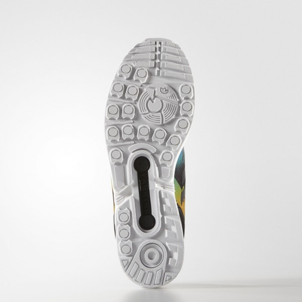 adidas Homme Originals ZX Flux (S75495) - Core Noir/blanc