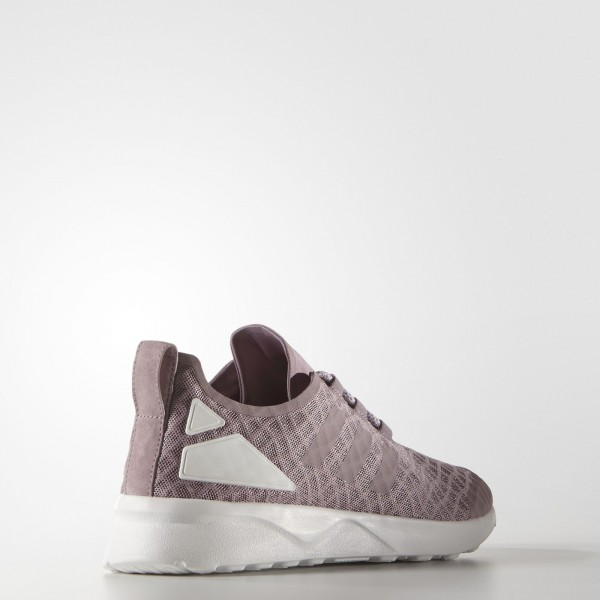 adidas Femme Originals ZX Flux ADV Verve (S75364) - Blanch Violet/Core blanc