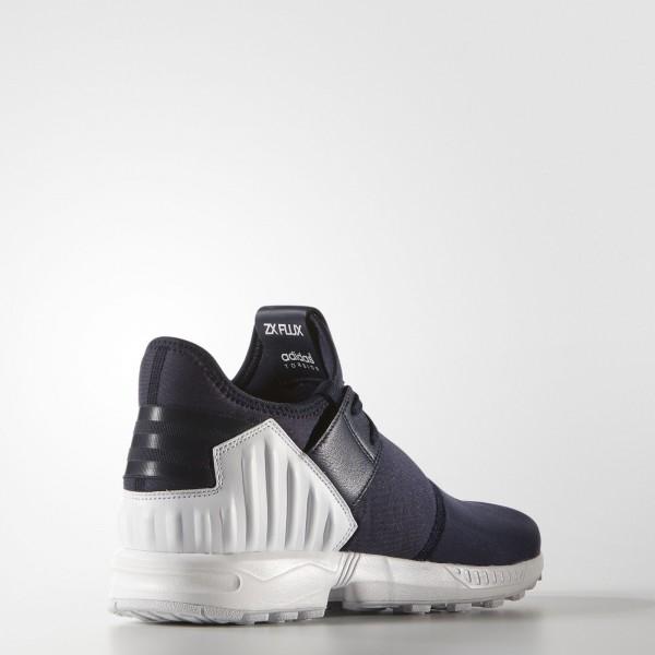 adidas Originals ZX Flux Plus (S79061) - Collegiate Navy/blanc -Unisex