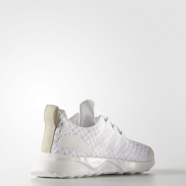 adidas Femme Originals ZX Flux ADV Verve (S75362) - Core blanc