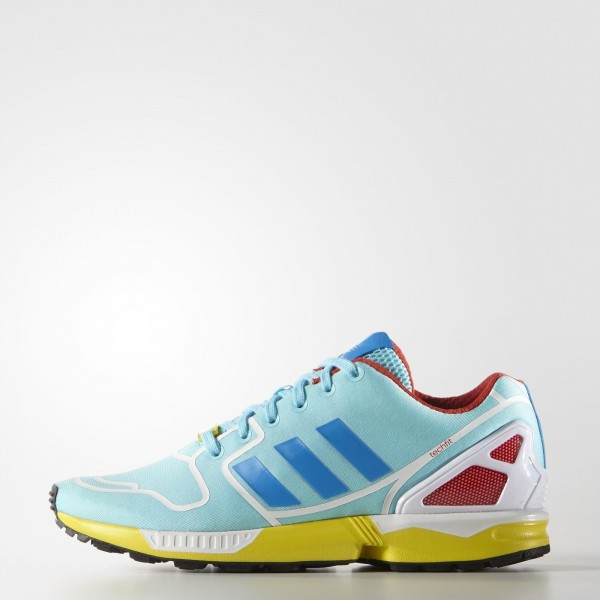 adidas Originals ZX Flux (AF6304) - Clear Aqua/Bol...