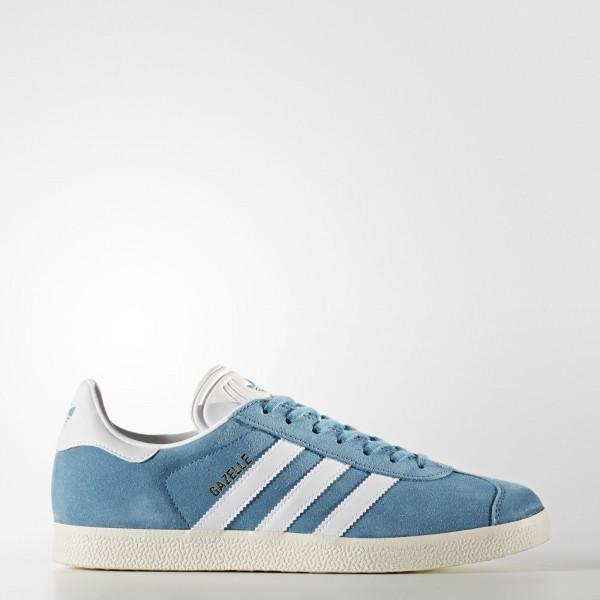 adidas Originals Gazelle (BZ0022) - Bleu/Tactile S...