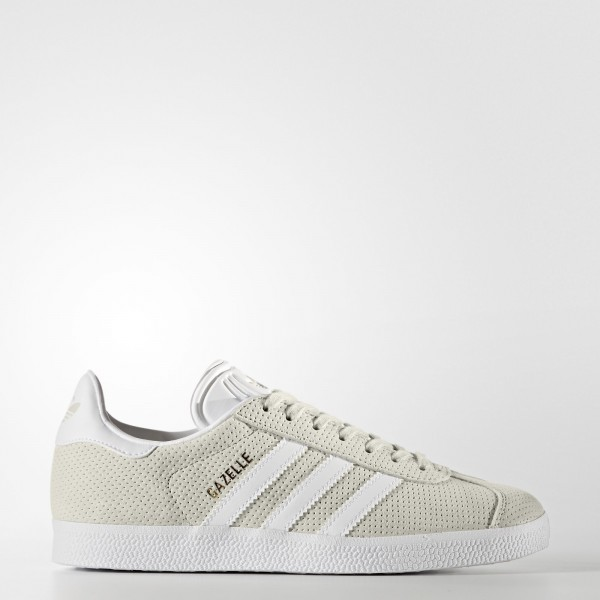 adidas Femme Originals Gazelle (BY9360) - Clear marron/Footwear blanc/or Metalic