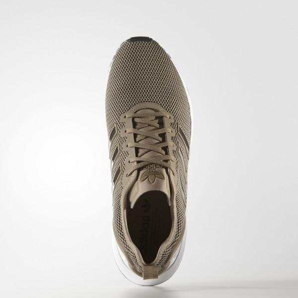 adidas Homme Originals ZX Flux ADV (AQ2678) - Blanch Cargo S16-St / Blanch Cargo S16-St / Core Noir