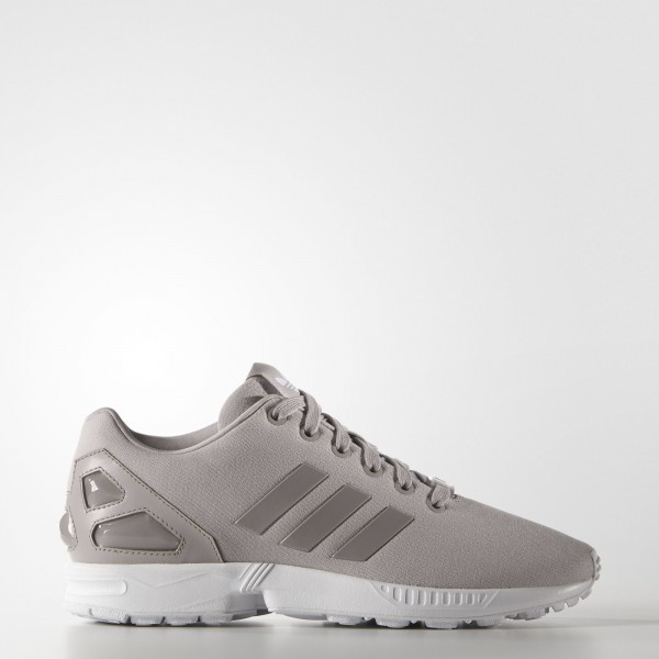 adidas Femme Originals ZX Flux Candy (S79467) - Clear Granite/Clear Granite/blanc