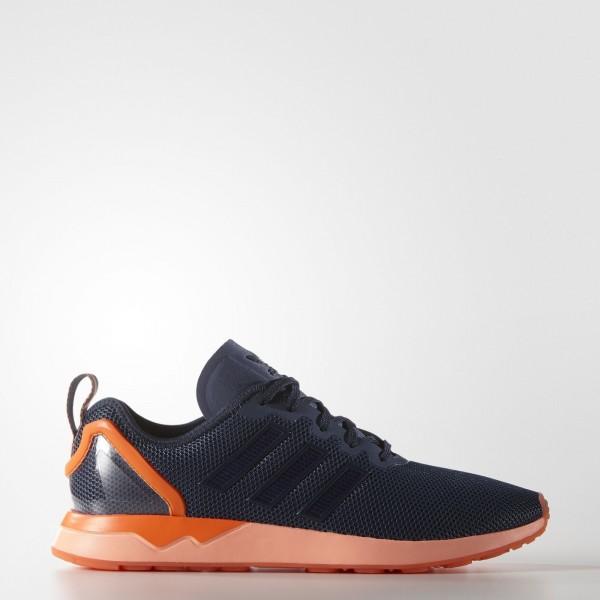 adidas Originals ZX Flux ADV (S79013) - Bleu/Bleu/Solar Orange -Unisex