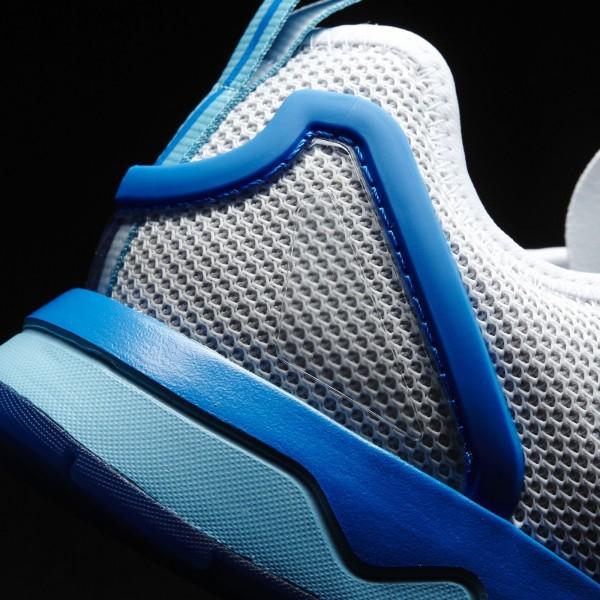 adidas Originals ZX Flux ADV (S79014) - blanc/Bleu Glow -Unisex