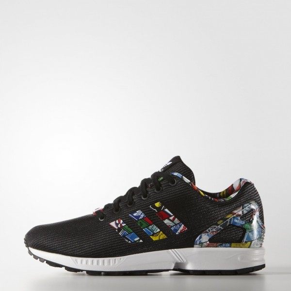 adidas Originals ZX Flux (S77720) - Core Noir/blan...