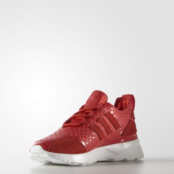 adidas Femme Originals ZX Flux ADV Verve (AQ6252) - Lush rouge/Lush rouge/Core blanc
