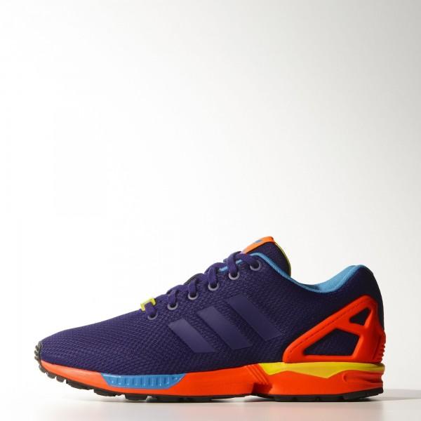 adidas Originals ZX Flux (B34491) - Collegiate Vio...