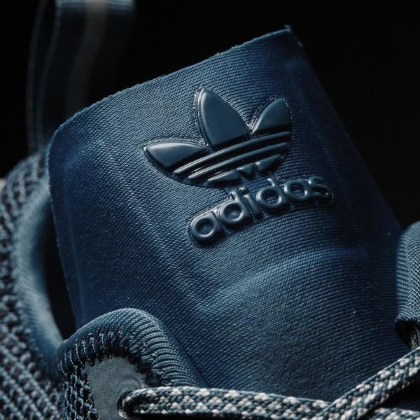adidas Femme Originals ZX Flux ADV Smooth (S78965) - Core blanc/Blush Bleu