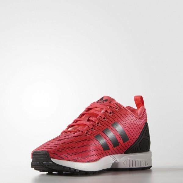 adidas Originals ZX Flux (S75528) - Shock rouge/Core Noir -Unisex