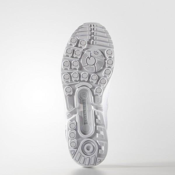 adidas Femme Originals ZX Flux (S76584) - blanc/ blanc/Core Noir