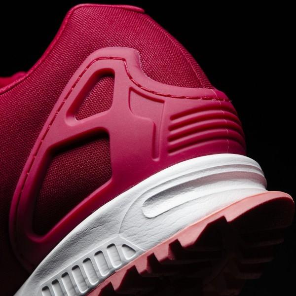 adidas Femme Originals ZX Flux Trail (S76633) - Unity Rose F16/Unity Rose F16/Ftwr blanc