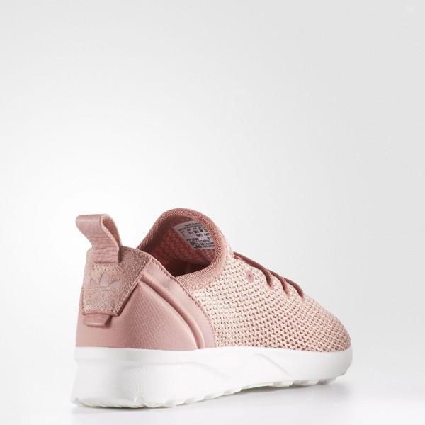adidas Homme Originals ZX Flux ADV Virtue (BB0747) - RAWPIN/RAWPIN/Cblanc