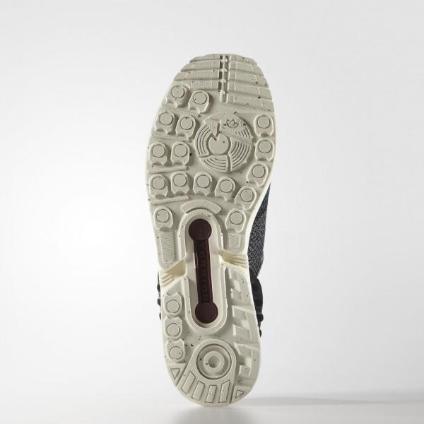 adidas Originals ZX Flux Plus (AQ5398) - Surf Petrol/Core Noir/Off blanc -Unisex