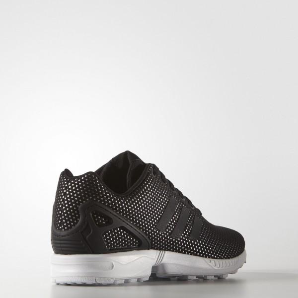 adidas Femme Originals ZX Flux (S76607) - Core Noir/Core Noir/blanc