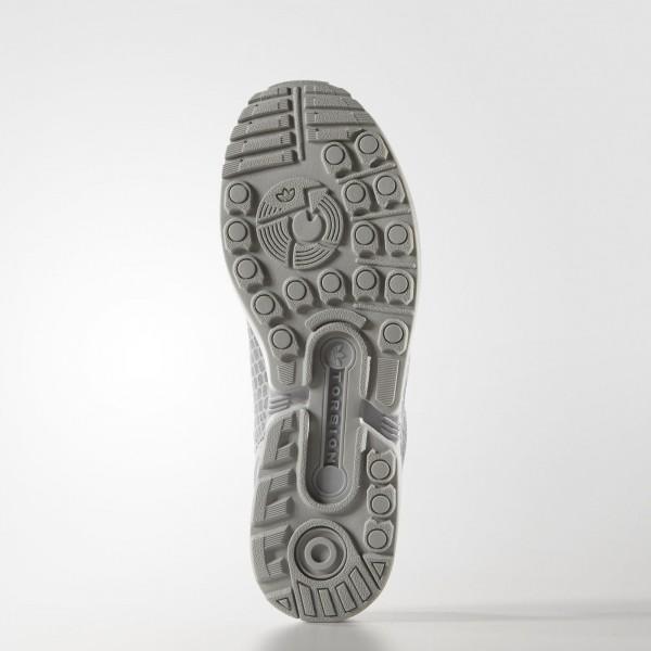 adidas Originals ZX Flux Techfit (AF6389) - Clear/Clear/Super Jaune -Unisex