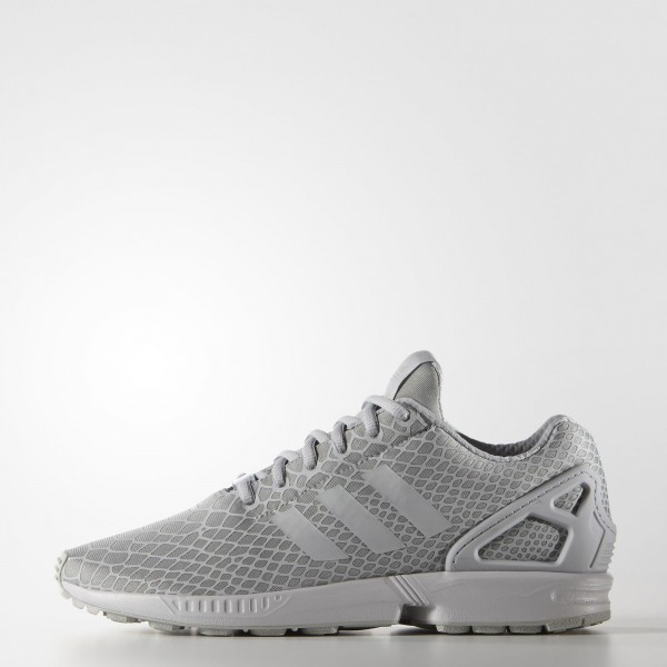 adidas Originals ZX Flux Techfit (AF6389) - Clear/Clear/Super Jaune -Unisex