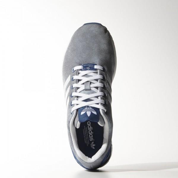 adidas Femme Originals ZX Flux (B26302) - Dark Marine / Ftwr blanc / Dark Marine