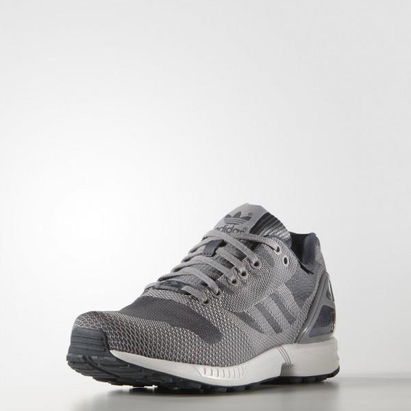 adidas Homme Originals ZX Flux Weave GTX (AF6335) - Light Onix / Onix / blanc