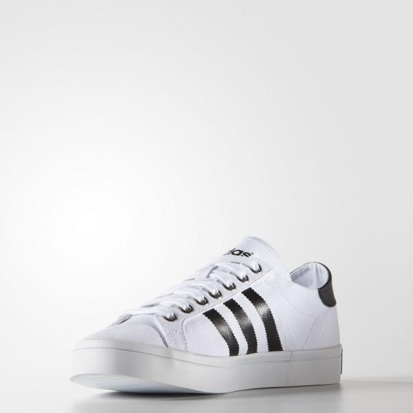 adidas Originals Court Vantage (S78765) - blanc/Core Noir/Metallic argent Solid -Unisex