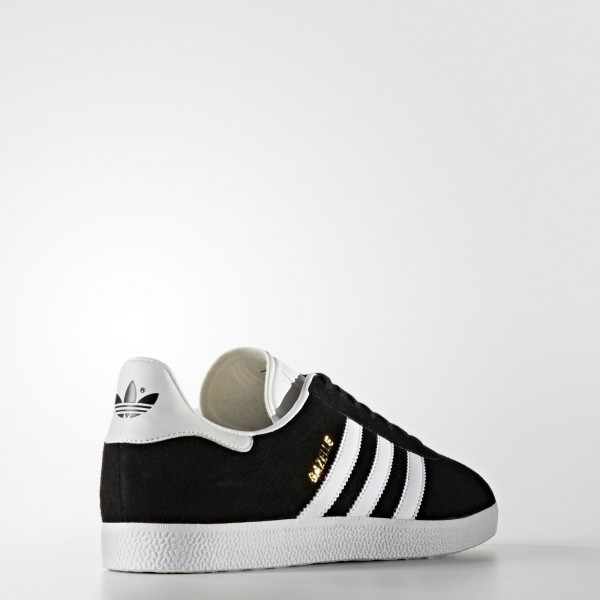 adidas Originals Gazelle (BB5476) - Core Noir/blanc/or Metallic -Unisex