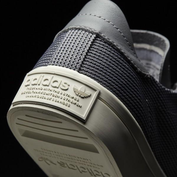 adidas Femme Originals Court Vantage (BY9227) - gris Three /gris Three /Off blanc