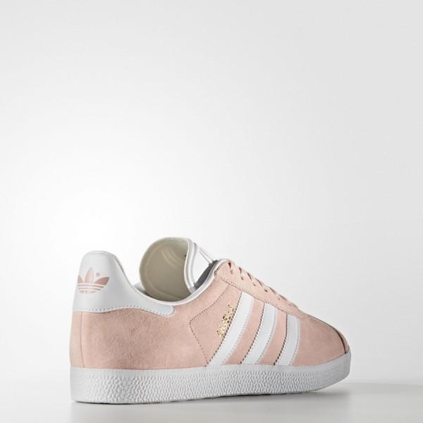 adidas Originals Gazelle (BB5472) - Vapour Rose/blanc/or Metallic -Unisex