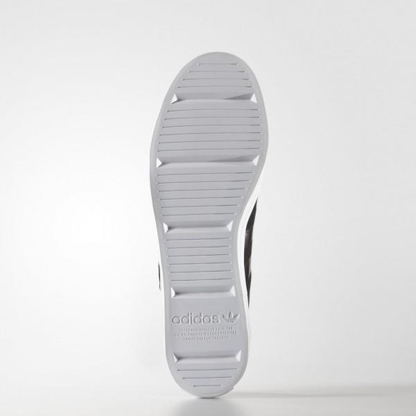 adidas Homme Originals Court Vantage (S78766) - Core Noir/Footwear blanc