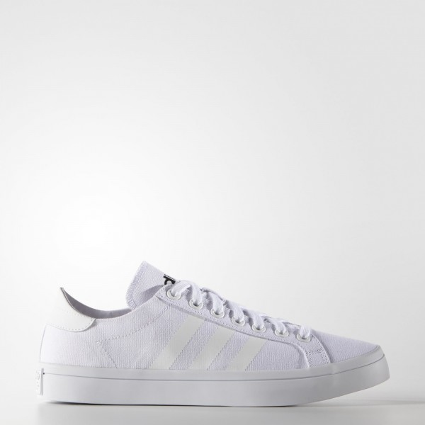 adidas Originals Court Vantage (S78767) - Footwear blanc/Core Noir -Unisex