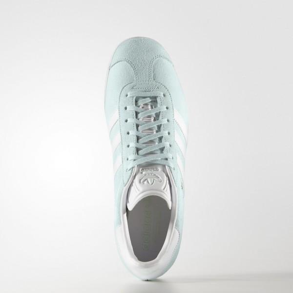 adidas Originals Gazelle (BB5473) - Bleu/Icemin/blanc/ormt -Unisex