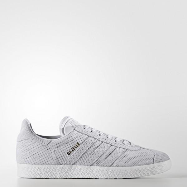 adidas Originals Gazelle (BZ0027) - gris One /gris One /or Metalic -Unisex