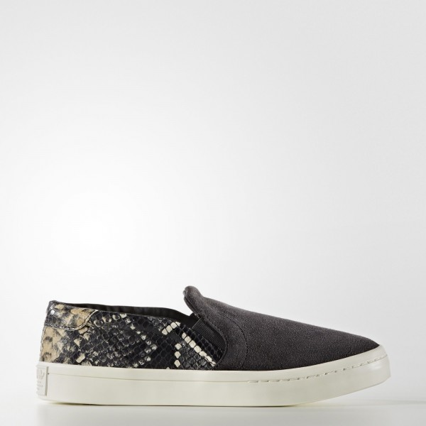 adidas Femme Originals Court Vantage Slip-on (S766...