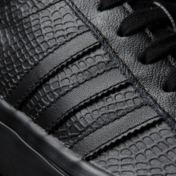 adidas Femme Originals Court Vantage (S32070) - Core Noir/Core Noir/ blanc