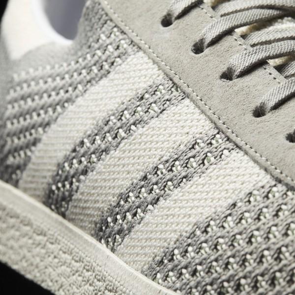 adidas Originals Gazelle Primeknit (BZ0004) - Sesame/Off blanc/Trace vert -Unisex