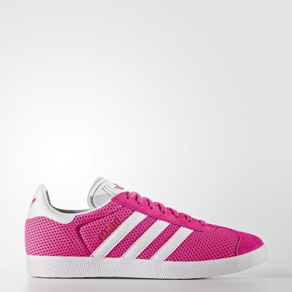 adidas Originals Gazelle (BB2759) - Shock Rose/Footwear blanc -Unisex