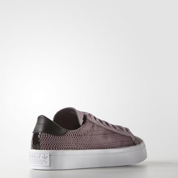 adidas Femme Originals Court Vantage (S78901) - Blanch Violet S16-St / Blanch Violet S16-St / Core Noir