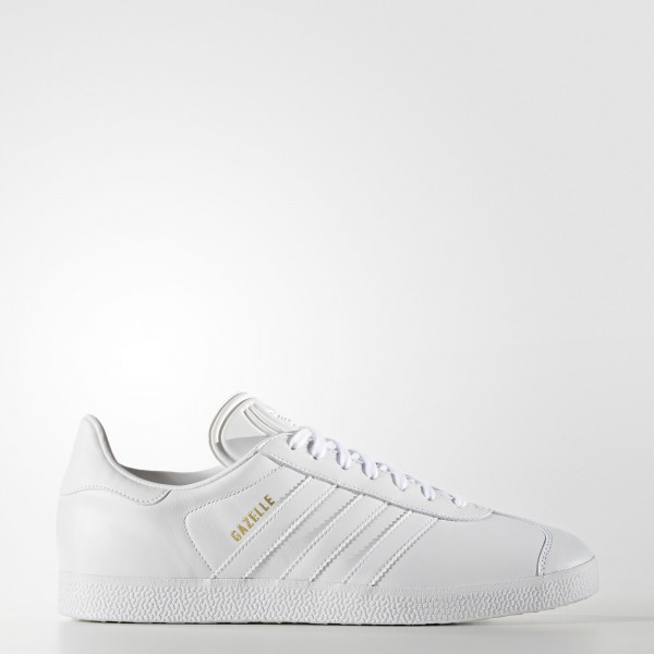 adidas Originals Gazelle (BB5498) - Footwear blanc/or Metallic -Unisex