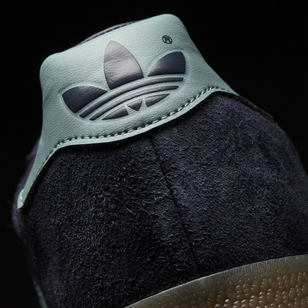 adidas Homme Originals Gazelle Super (CG3275) - Night Navy/Vapour Steel /or Metalic