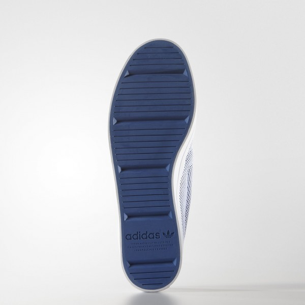 adidas Originals Court Vantage (S81870) - Bleu/blanc/Bleu -Unisex