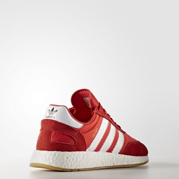 adidas Originals Iniki Runner (BB2091) - rouge/Footwear blanc/Gum -Unisex