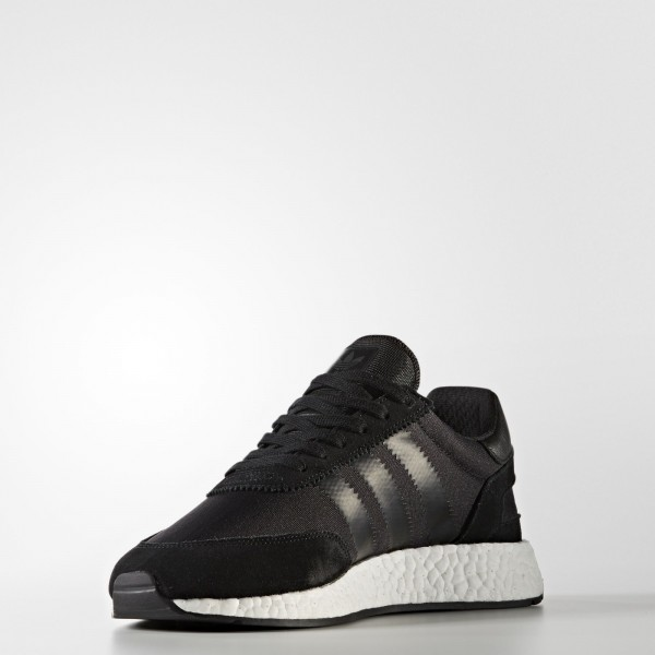 adidas Originals Iniki Runner (BY9730) - Core Noir/Footwear blanc -Unisex