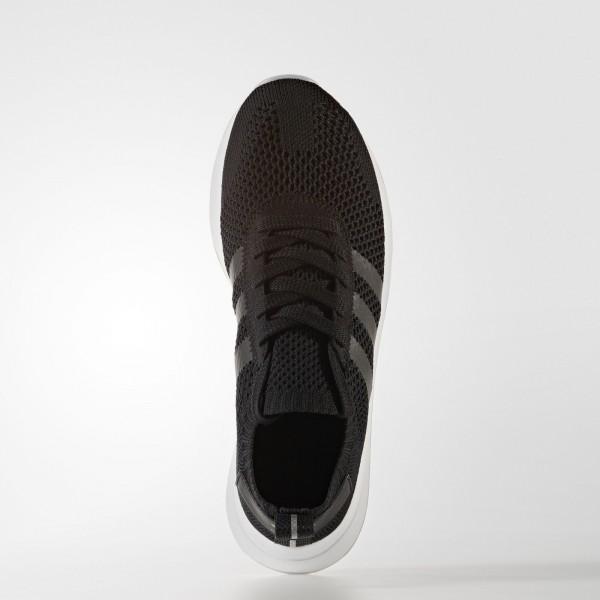 adidas Femme Originals Primeknit FLB (BY2800) - Core Noir/Footwear blanc