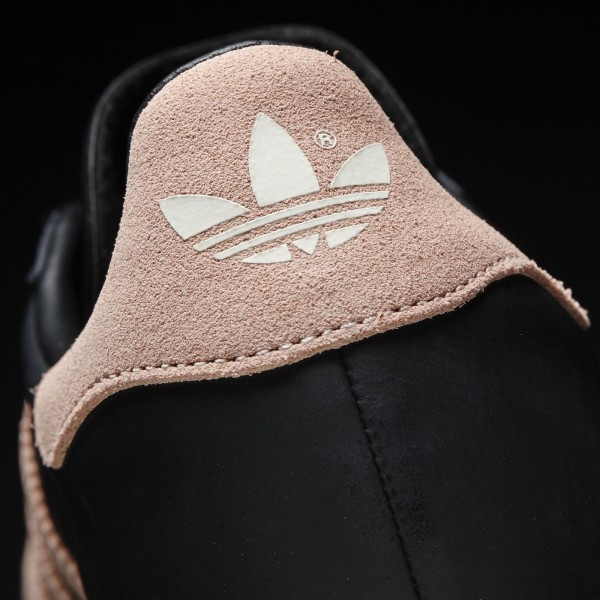 adidas Femme Originals Gazelle (BB0661) - Core Noir/Vapour Rose/Gum